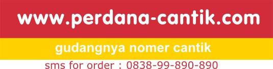 Toko Online Nomer Perdana Cantik